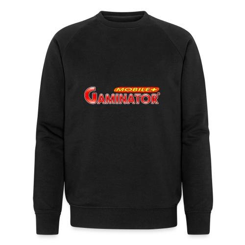 Gaminator logo - Men's Organic Sweatshirt by Stanley & Stella