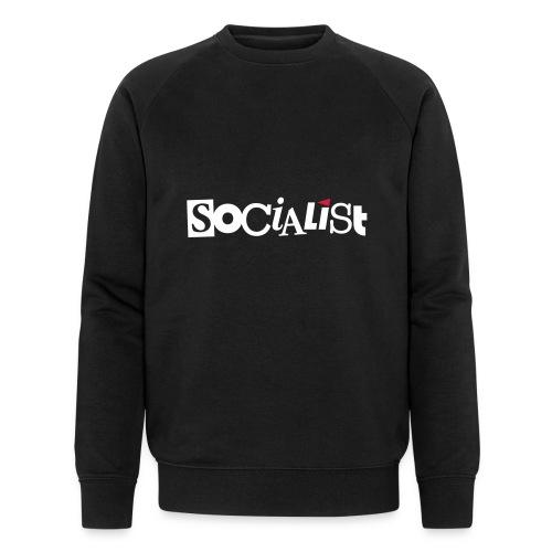 Socialist - Männer Bio-Sweatshirt von Stanley & Stella