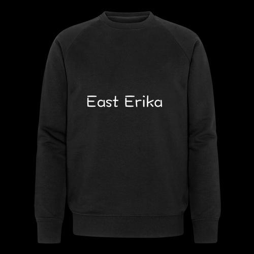 East Erika logo - Felpa ecologica da uomo di Stanley & Stella