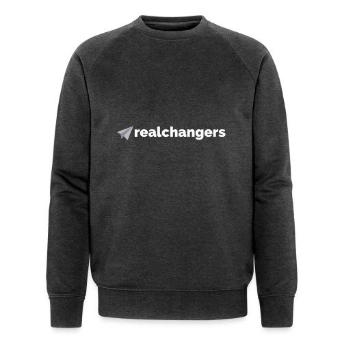 realchangers - Men's Organic Sweatshirt by Stanley & Stella