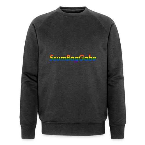 ScumBagGabe Multi Logo XL - Men's Organic Sweatshirt by Stanley & Stella