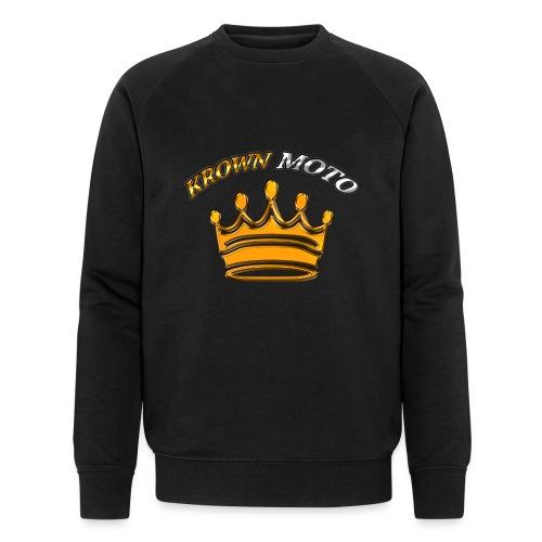 Krown Moto - Ekologisk sweatshirt herr från Stanley & Stella