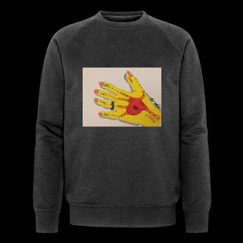 9D8D600F D04D 4BA7 B0EE 60442C72919B - Økologisk Stanley & Stella sweatshirt til herrer