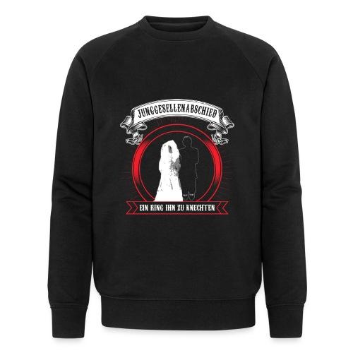 Help ME - Männer Bio-Sweatshirt