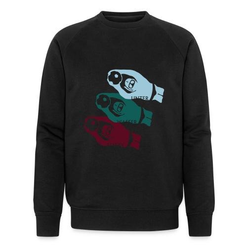 3 UWR-Spieler - Männer Bio-Sweatshirt von Stanley & Stella