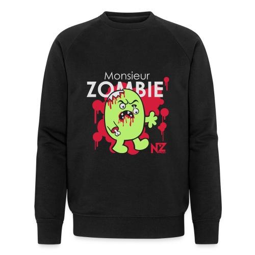 mr zombie - Sweat-shirt bio