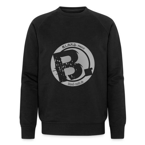 Logo Aufkleber Druck png - Männer Bio-Sweatshirt von Stanley & Stella