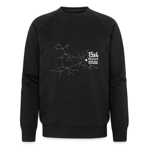 Neurons - Männer Bio-Sweatshirt von Stanley & Stella