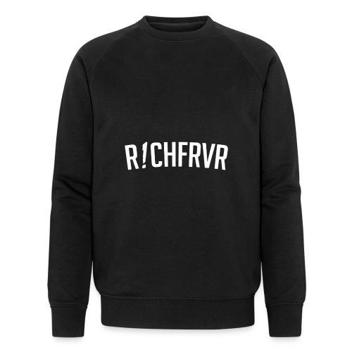 r!chfrvr - Männer Bio-Sweatshirt