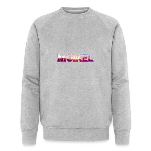 Moikel Rising Sun - Økologisk sweatshirt til herrer