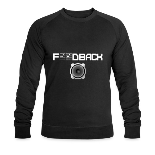 Feedback - learning guitar chords through word! - Men's Organic Sweatshirt