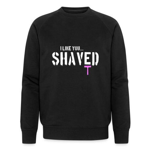 Shaved - Ekologisk sweatshirt herr från Stanley & Stella