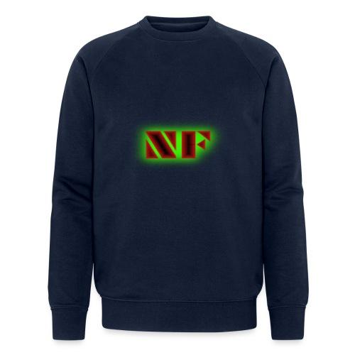 My Logo - Økologisk sweatshirt for menn fra Stanley & Stella