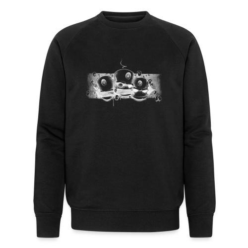 See no evil, Hear no evil, Speak no evil - Økologisk sweatshirt til herrer