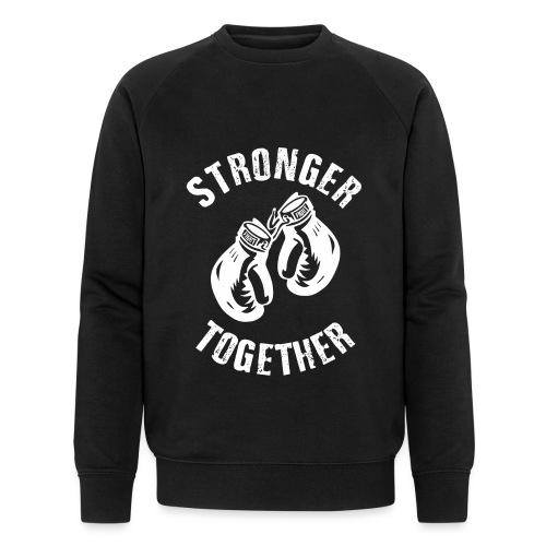 Stronger Together - Männer Bio-Sweatshirt von Stanley & Stella