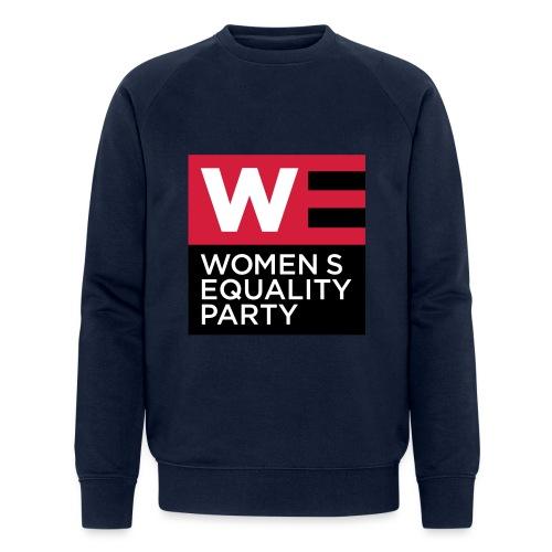 WE_LOGO_RED_CMYK - Men's Organic Sweatshirt by Stanley & Stella