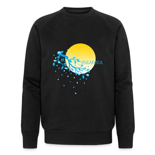 Cherry Blossom Festval Full Moon 2 - Männer Bio-Sweatshirt von Stanley & Stella