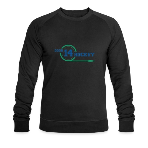 D14 HOCKEY LOGO - Men's Organic Sweatshirt