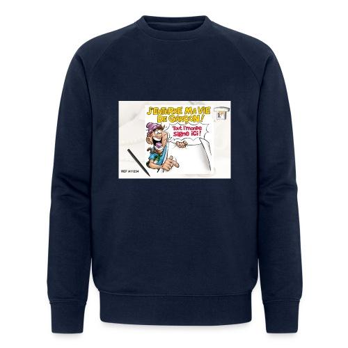 A11234 - Sweat-shirt bio Stanley & Stella Homme