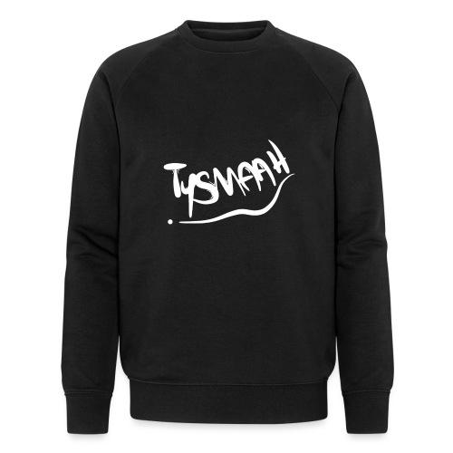 Logo blanc - TYSMAAH - Sweat-shirt bio Stanley & Stella Homme