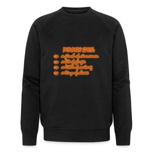 PumpkinSpiceRecipe - Felpa ecologica da uomo di Stanley & Stella