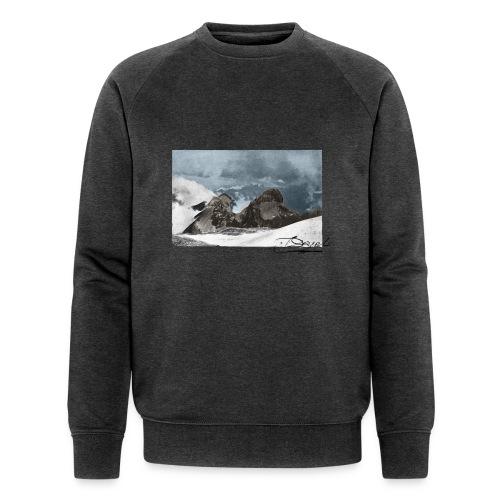 Mountains Colorized - Sudadera ecológica hombre de Stanley & Stella