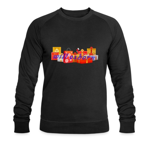 will osborn Christmas Gifts - Men's Organic Sweatshirt by Stanley & Stella