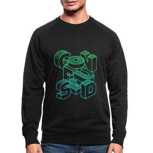 Confused - Ekologisk sweatshirt herr
