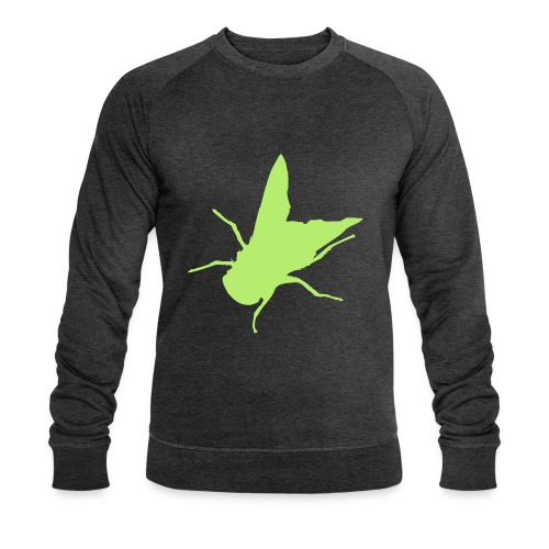 fliege - Männer Bio-Sweatshirt von Stanley & Stella