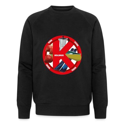 logoforeskil - Men's Organic Sweatshirt