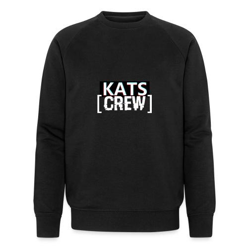 KATS CREW Logo - Ekologiczna bluza męska