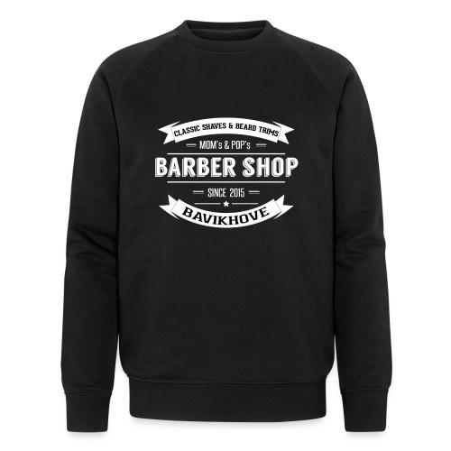 Mom s Pop s Barbershop - Mannen bio sweatshirt van Stanley & Stella