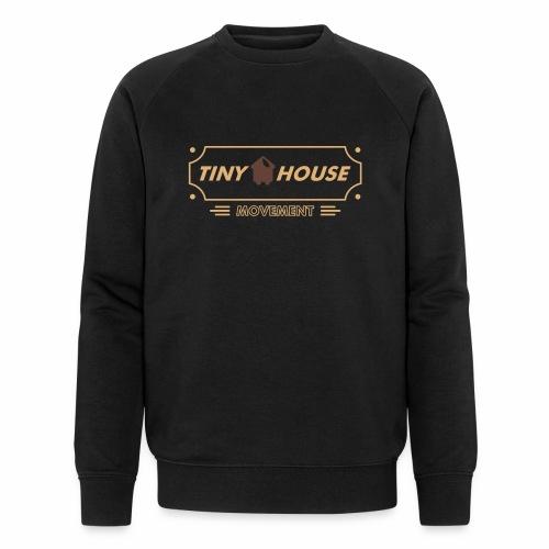 TinyHouse - Männer Bio-Sweatshirt