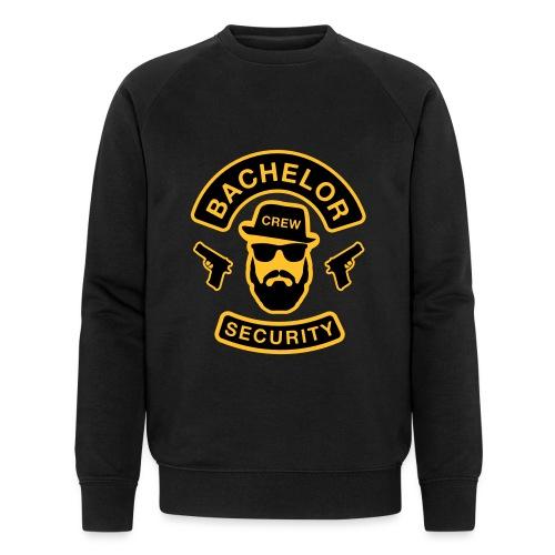 Bachelor Security - JGA T-Shirt - Bräutigam Shirt - Männer Bio-Sweatshirt von Stanley & Stella
