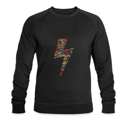 eclair fslc - Sweat-shirt bio Stanley & Stella Homme