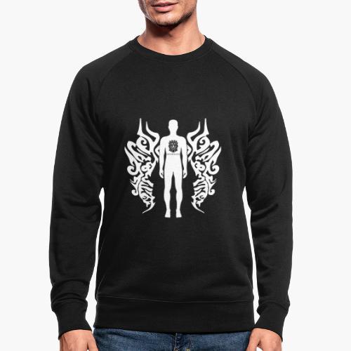 Houseology Original - Angel of Music - Men's Organic Sweatshirt