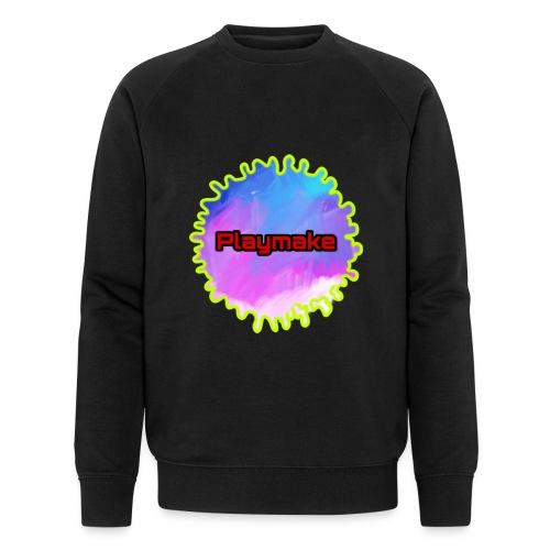 PLAYMAKE - Økologisk sweatshirt for menn fra Stanley & Stella
