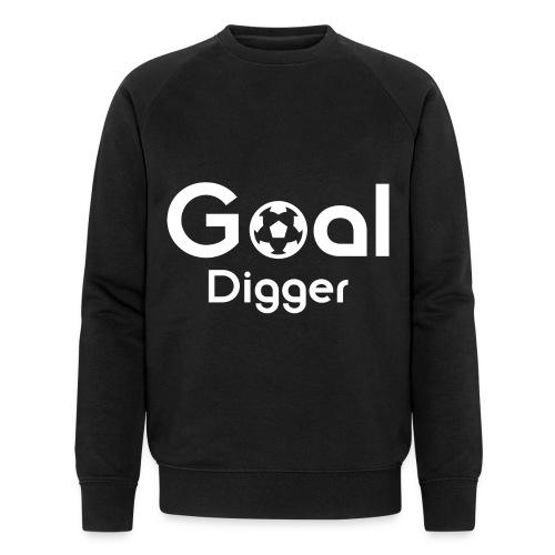 Goal Digger 2 - Men's Organic Sweatshirt by Stanley & Stella
