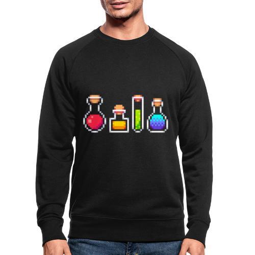 RPG Potions - Økologisk sweatshirt til herrer