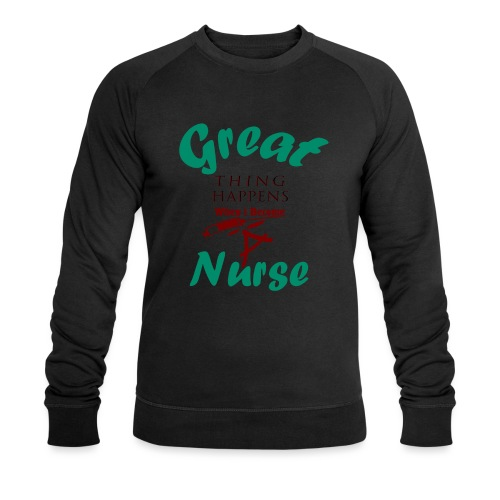 Great Nurse-Gift - Sweat-shirt bio Stanley & Stella Homme