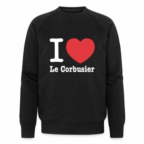 Love Le Corbusier - Sudadera ecológica hombre
