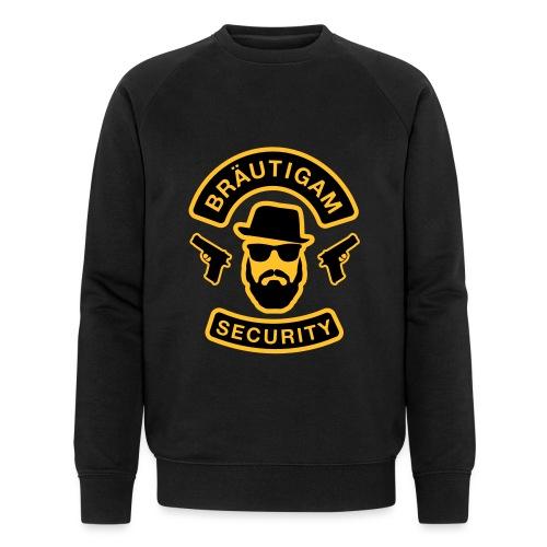 Bräutigam Security - JGA T-Shirt - Bräutigam Shirt - Männer Bio-Sweatshirt von Stanley & Stella