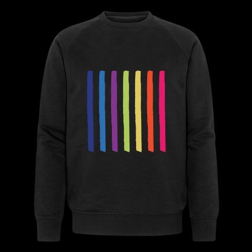 Lines - Men's Organic Sweatshirt by Stanley & Stella