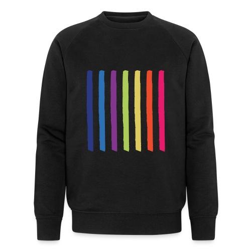 Lines - Men's Organic Sweatshirt