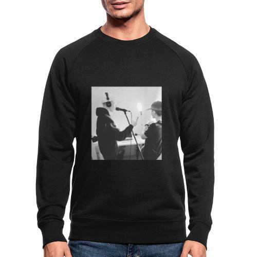 collab med timm9o9 - Økologisk sweatshirt til herrer