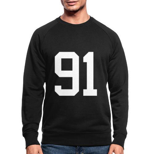 91 SPITZER Kevin - Männer Bio-Sweatshirt