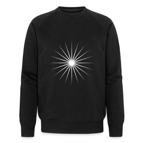 Universele Ster - Mannen bio sweatshirt van Stanley & Stella