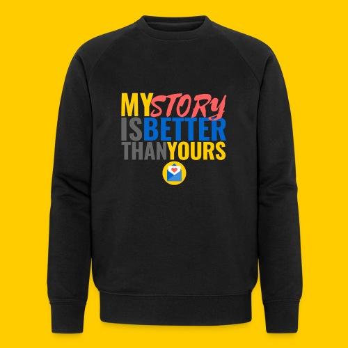 storybetter - Männer Bio-Sweatshirt von Stanley & Stella
