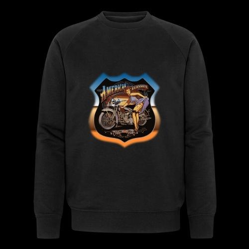 AMERICAN CLASSIC - Männer Bio-Sweatshirt von Stanley & Stella