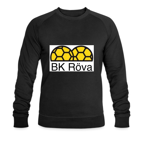 Bk Röva logo - Ekologisk sweatshirt herr från Stanley & Stella